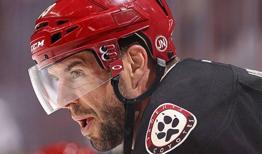 ADRIAN AUCOIN ANNOUNCES RETIREMENT AFTER 17 NHL SEASONS