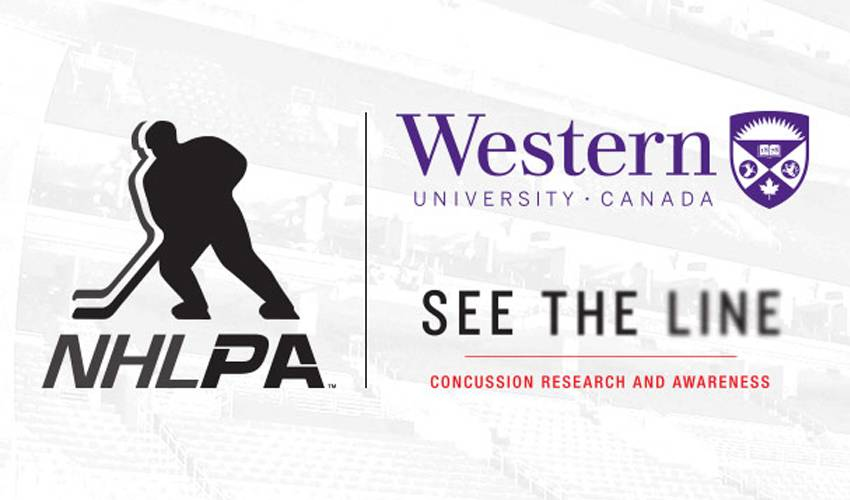 NHLPA gift to support concussion research announced at See the Line