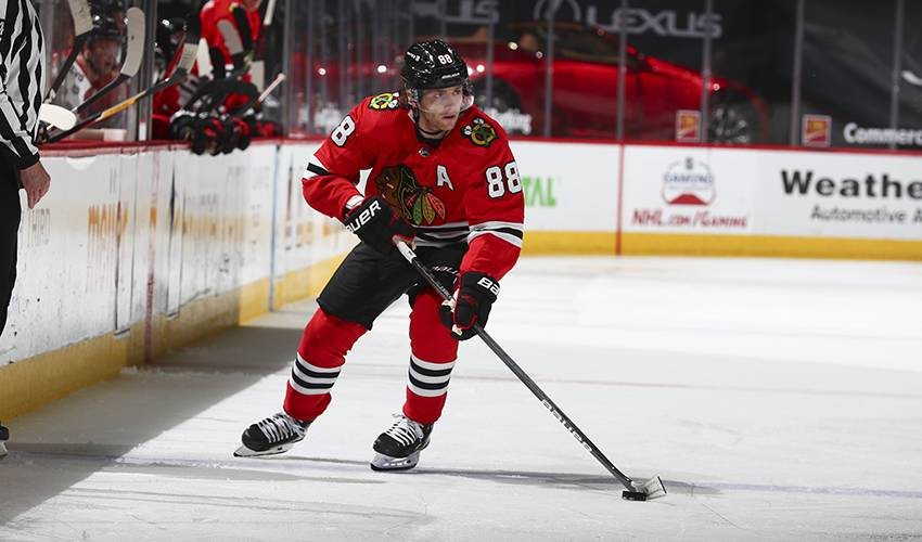Patrick Kane on honing his craft, respect from his peers