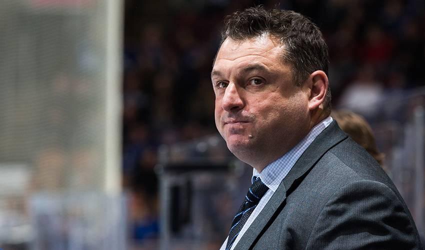 Ottawa Senators hire D.J. Smith as head coach