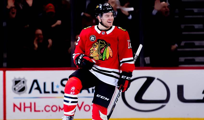 Time to think at the roller rink paid dividends for DeBrincat
