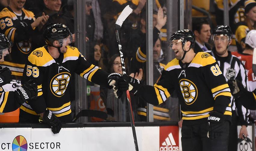 Nash's quiet confidence fitting in with Bruins