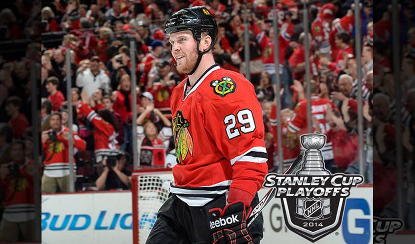 Bickell Coming Up Big For Blackhawks