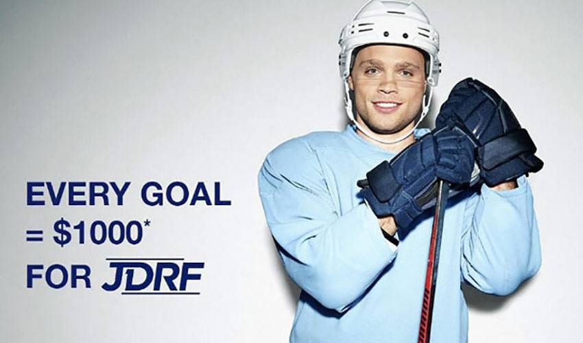Max Domi Teams Up To Tackle Type-1 Diabetes