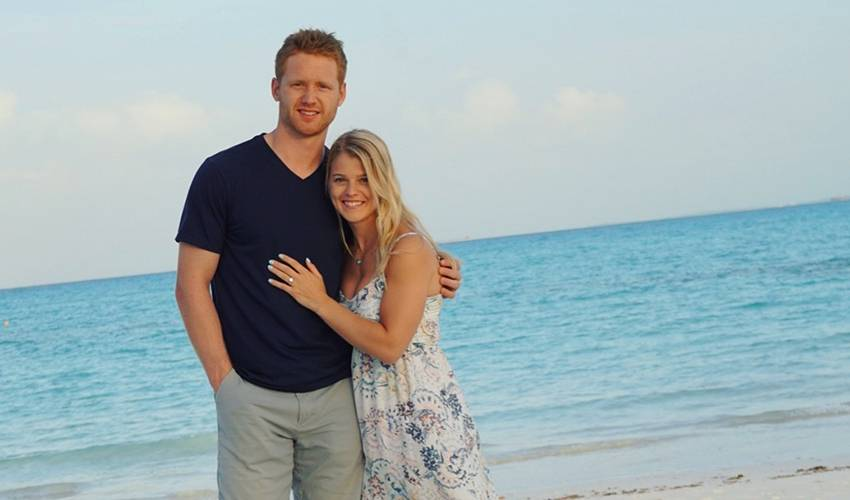 Bahamas hold special place in Mike and Emily Matheson's hearts