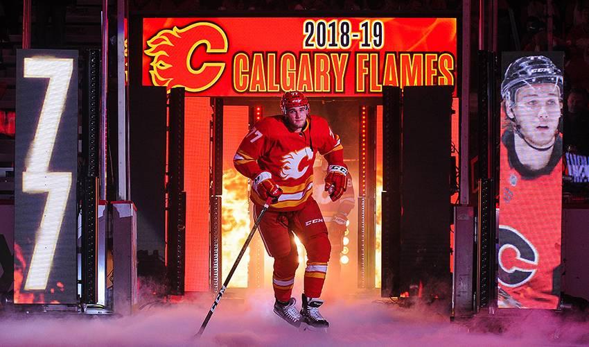 Jankowski's nostalgic connection to Calgary