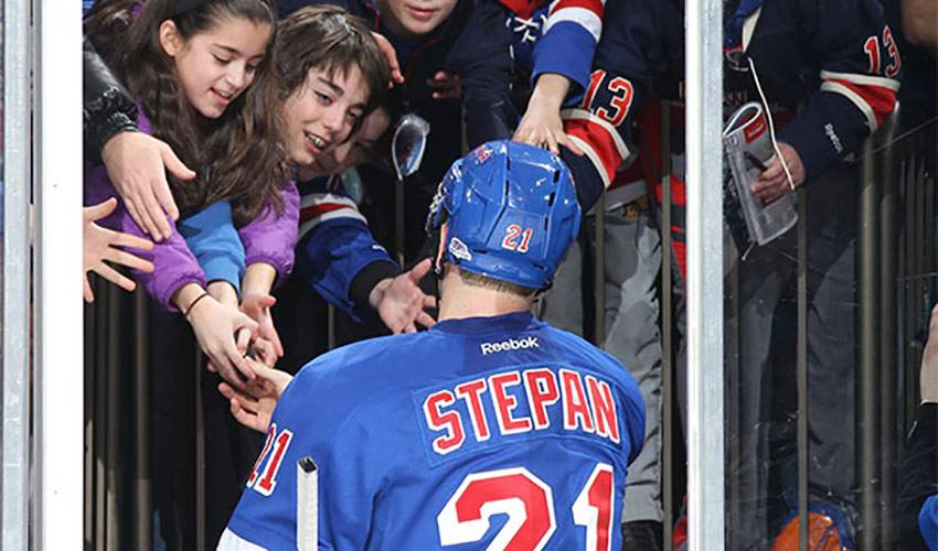 Stepan is a Hometown Hero