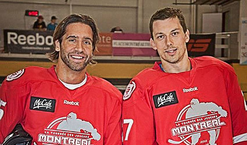 What's Important to Max Talbot and Bruno Gervais
