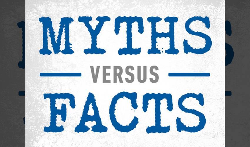 CBA Myths Vs. Facts