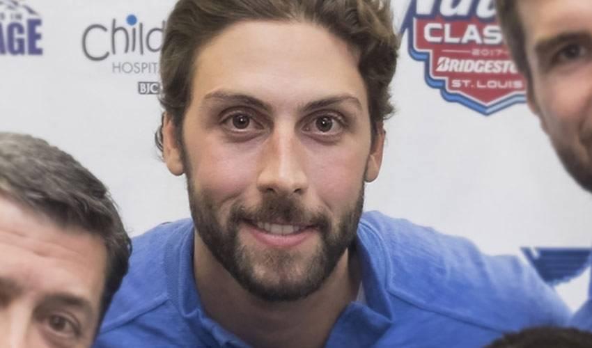 Player Q&A   Robert Bortuzzo