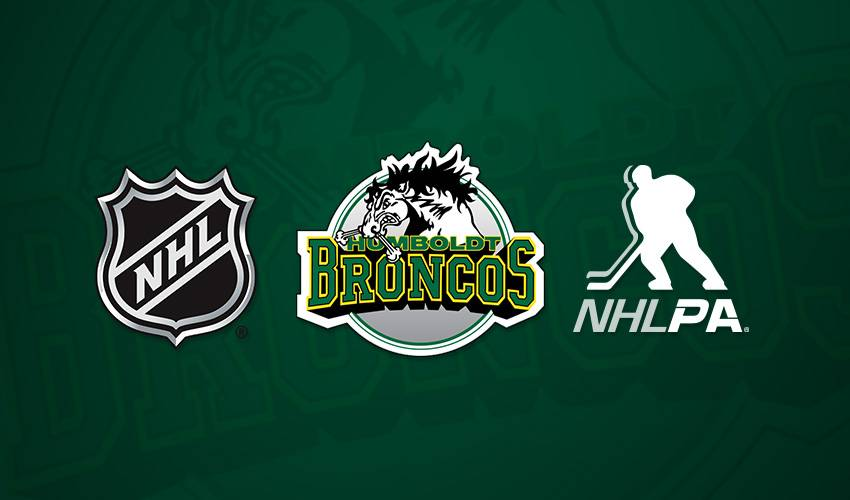 NHL, NHLPA and Humboldt Broncos to make special announcement June 19
