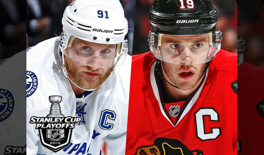 The Stanley Cup Final Countdown