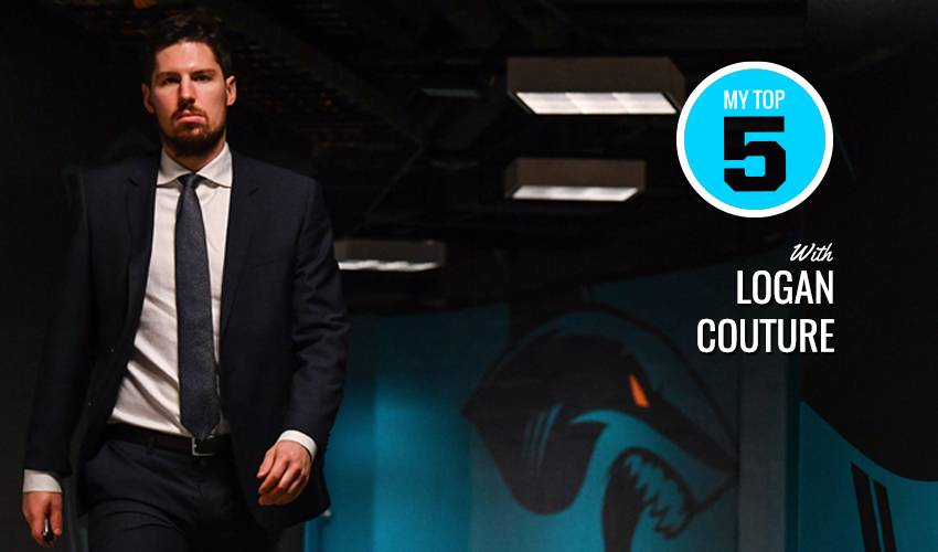 My Top 5 | Logan Couture