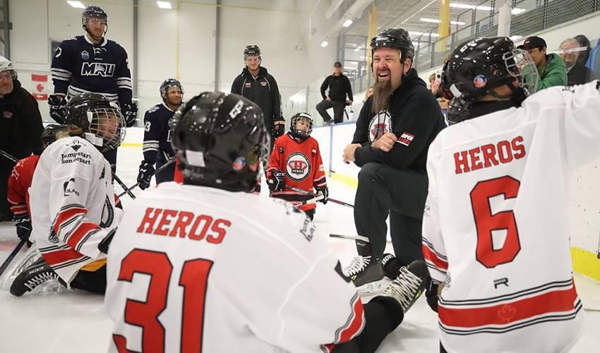 Real life superhero Hodgson recognized for community efforts