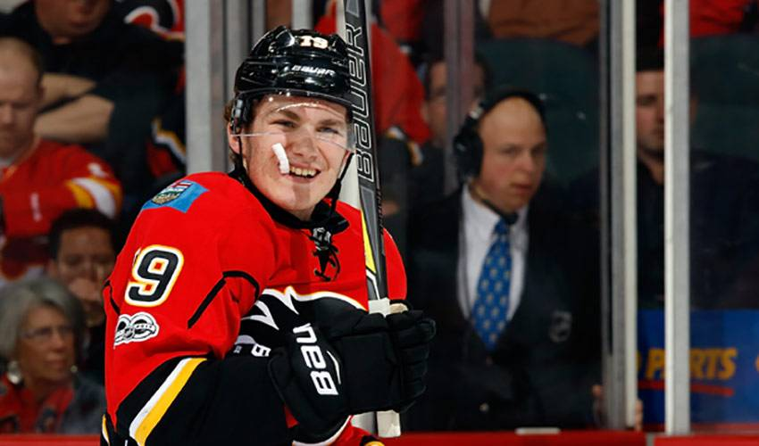 Tkachuk: It's one of those events that shows you the big picture