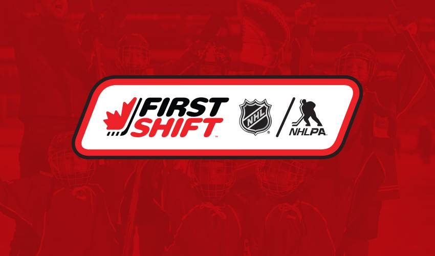 NHL and NHLPA partner with Bauer Hockey's First Shift