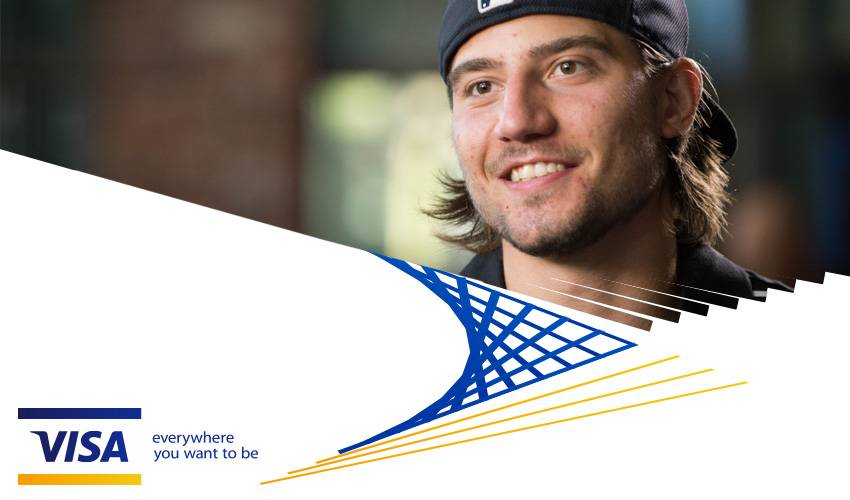 Visa Presents: Player Q&A with Chris Tanev