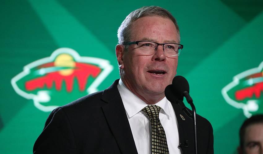 Minnesota Wild fire GM Paul Fenton after 1 season