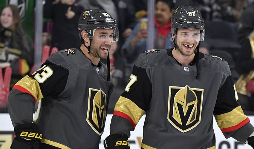 Calm, experienced Martinez takes Vegas blue line to new heights