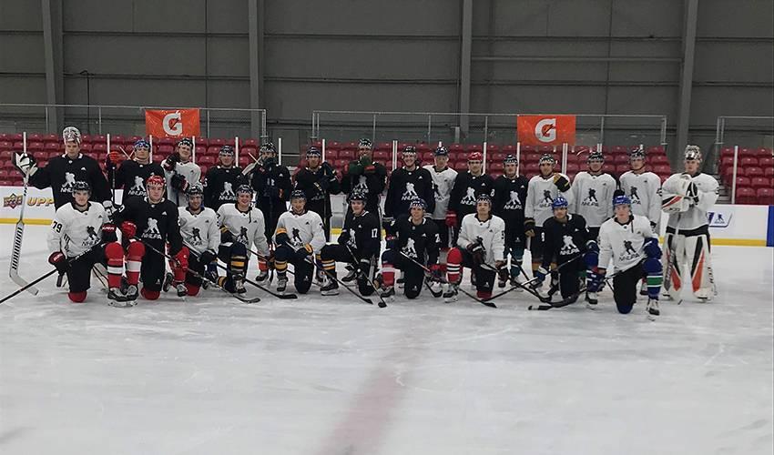 10th annual NHLPA Rookie Showcase wraps up in Toronto