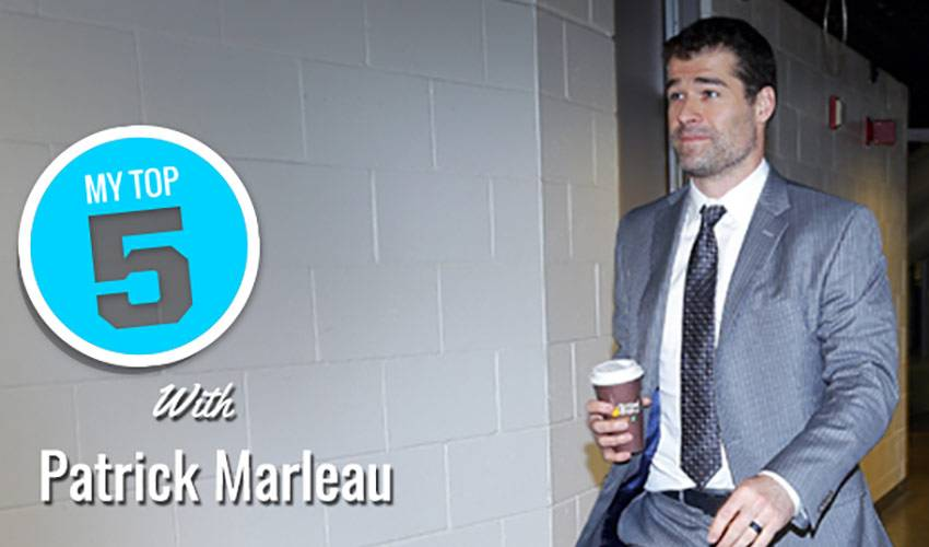 My Top 5 | Patrick Marleau