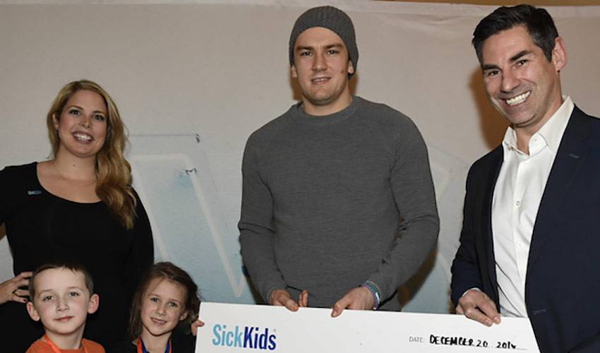 NHLPA raises over $250,000 for SickKids through Jersey Auction