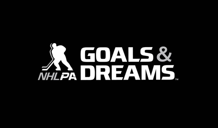 Medford Area Youth Hockey Association and NHLPA Goals & Dreams Team Up