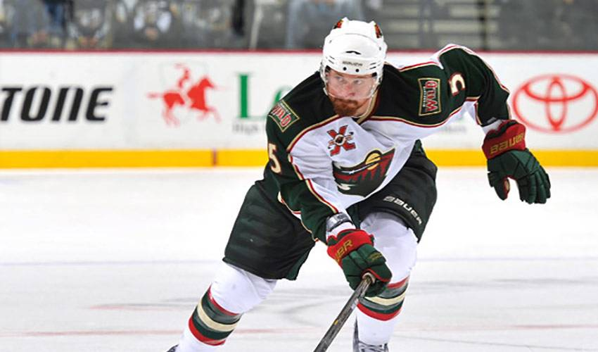 Zanon Stands Tall for Wild