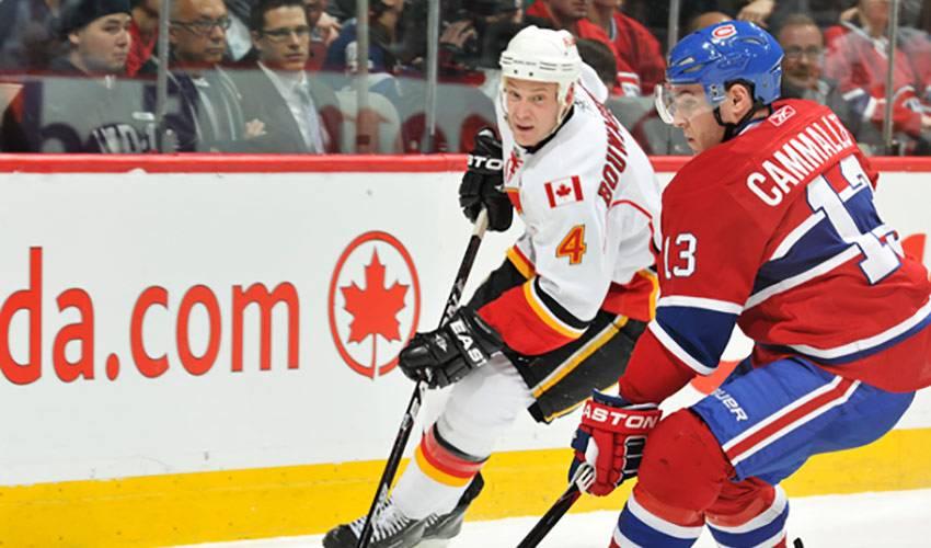 Hockey Outdoors: The Canadian way