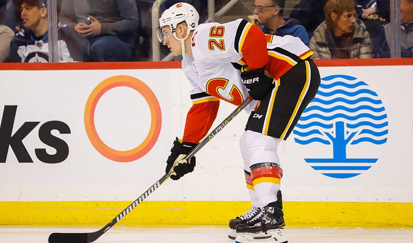 Calgary Flames buy out final year of defenceman Michael Stone's contract
