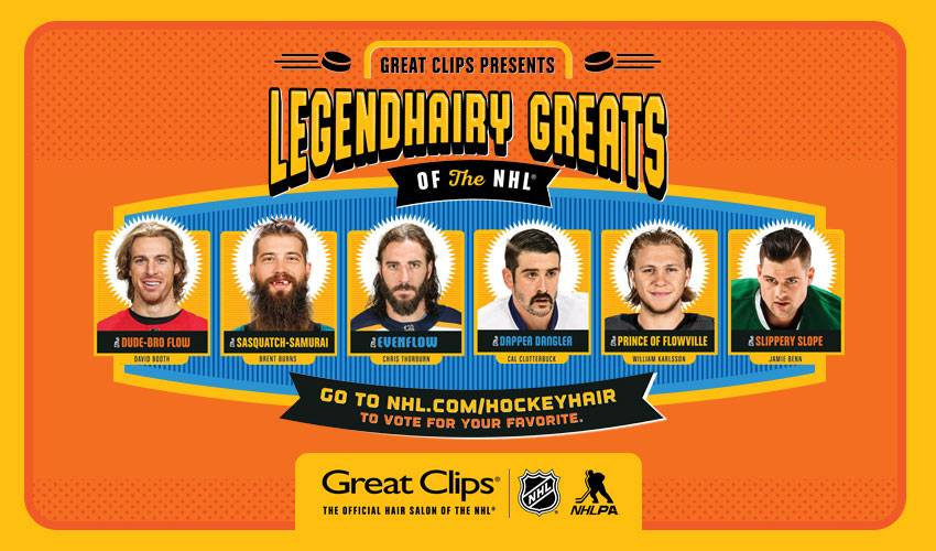 Great Clips Announces Partnership With Nhl And NHLPA