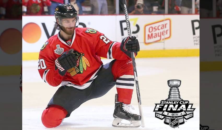 Saad Makes 'Hawks Happy