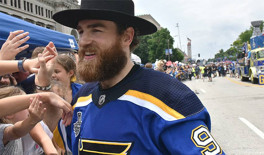 After the Buzzer | Ryan O'Reilly