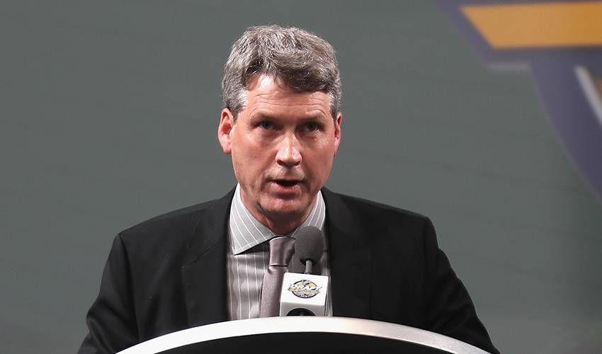 Flyers hire Fletcher as new general manager