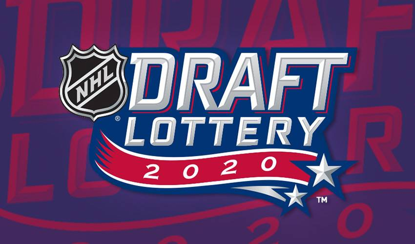 Placeholder team wins NHL draft lottery