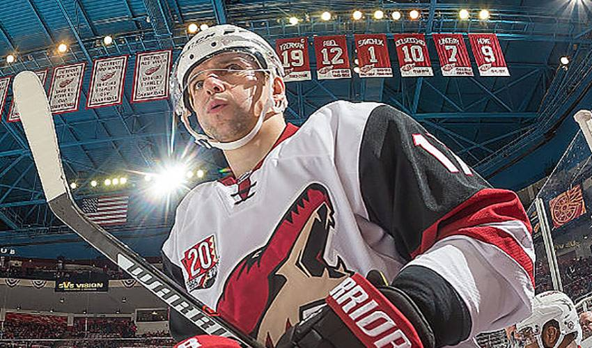 Radim Vrbata: One big milestone and an endless enjoyment for the game