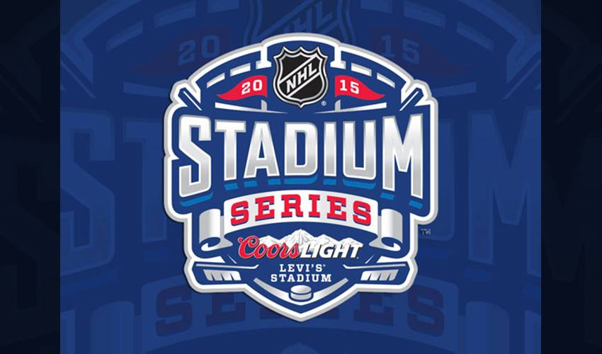 2015 COORS LIGHT NHL STADIUM SERIES™ GAME TO FEATURE SAN JOSE SHARKS AND LOS ANGELES KINGS AT LEVI'S® STADIUM