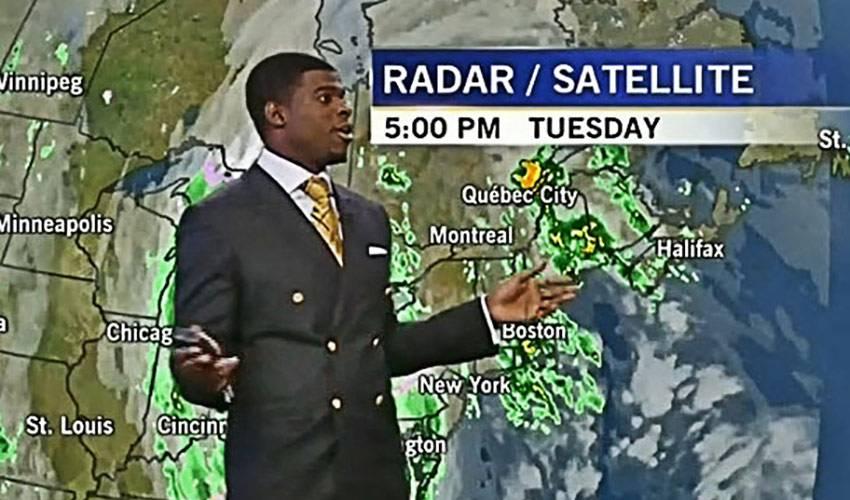 P.K. Subban's Hidden Talent: Weather Forecasting?