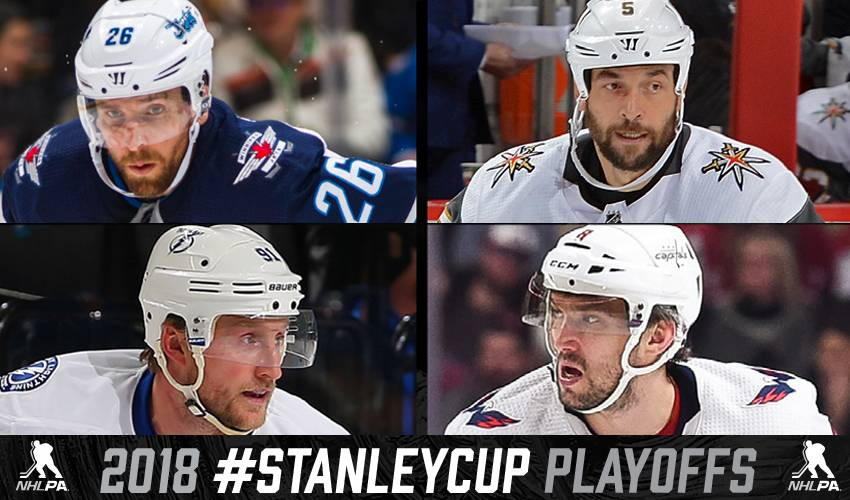 NHL makes history with new blood in conference finals
