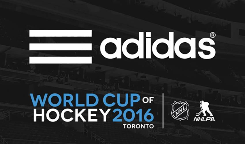 NHL, NHLPA AND ADIDAS REVEAL WCH 2016 UNIFORMS