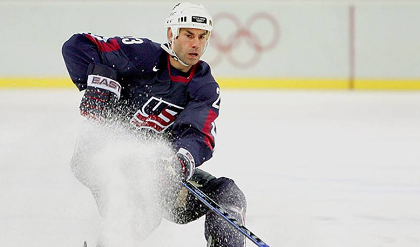 Mathieu Schneider Named to USA Hockey Hall of Fame