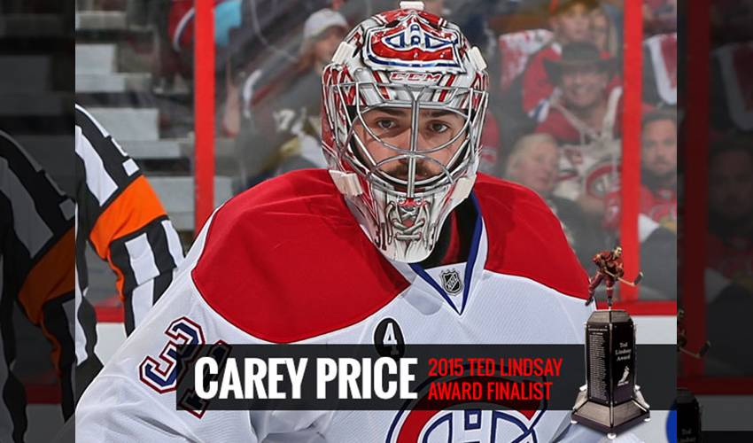 TLA Profile: Carey Price