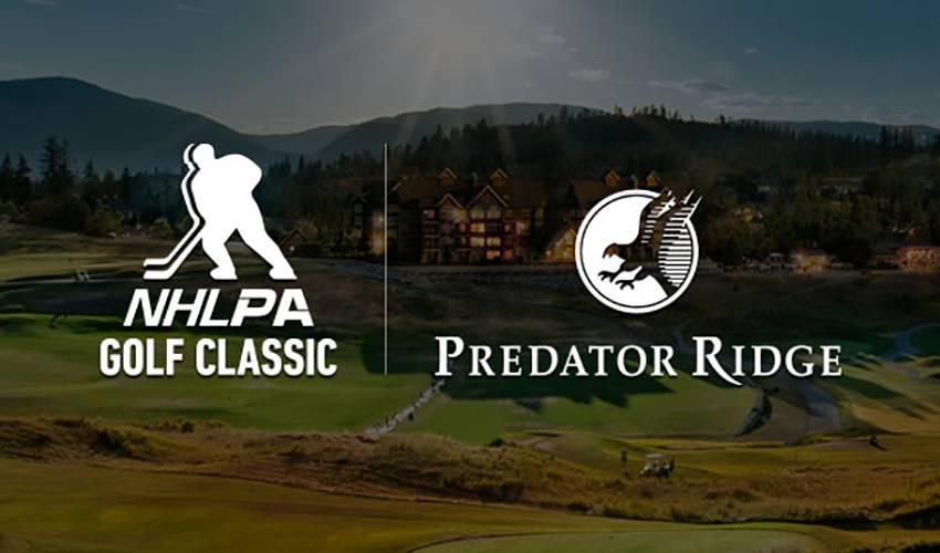 2016 NHLPA Golf Classic Recap