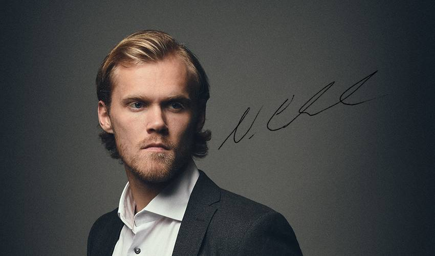 Player Q&A | Nikolaj Ehlers