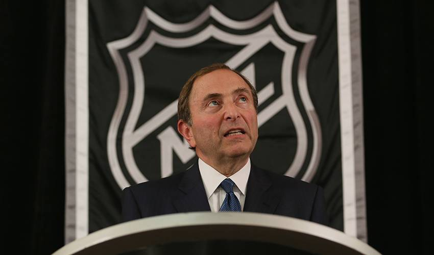 "Bettman: NHL ""very comfortable"" with decision to miss 2018 Olympics"