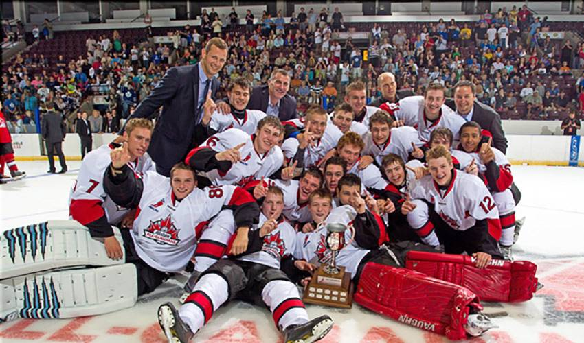 Team Spezza Victorious in Inaugural Mentorship Cup