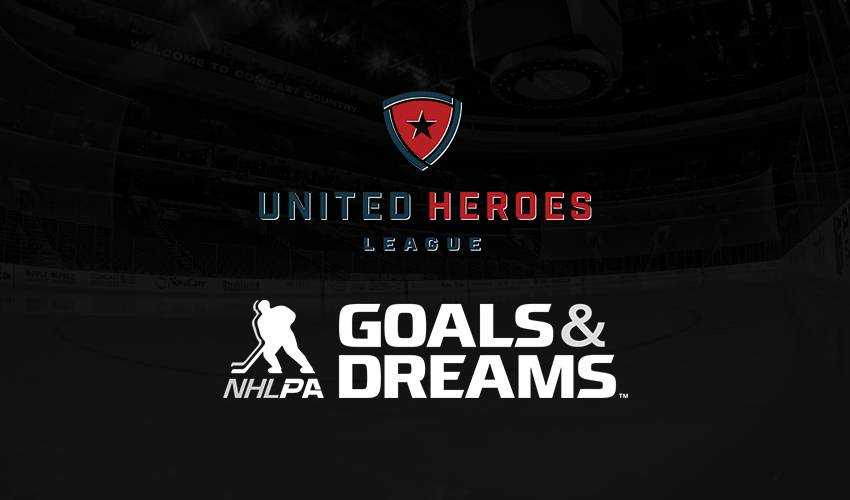 United Heroes League, NHLPA announce second annual 'All-Star Hero' campaign