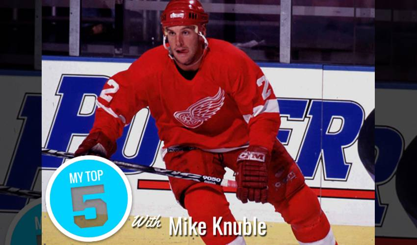 My Top 5 | Mike Knuble