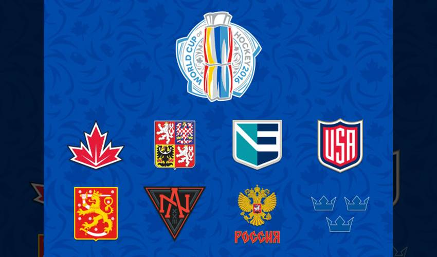 World Cup of Hockey 2016 Rosters Finalized