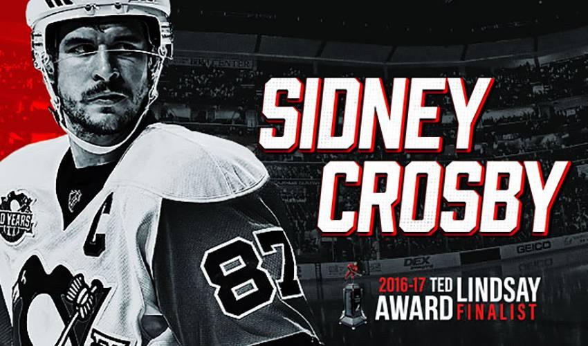 Sidney Crosby | TLA Profile